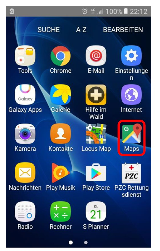Android Maps1